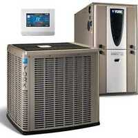 WE SPECIALIZE IN HVAC CONVERSIONS - Rent to Own & Financing