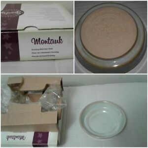 Scentsy's Montauk Replacement Dish - never used