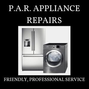 APPLIANCE REPAIRS *WASHER, DRYER, FRIDGE, STOVE, DISH WASHER