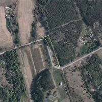 One Acre Building Lot in Clarington-Thertell Road