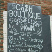 Wanted: Wanted: The Cash Boutique buys and pawns your systems!!!