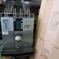 Machine a cafe espresso commercial Franke Sinfonia 1 step / 2012