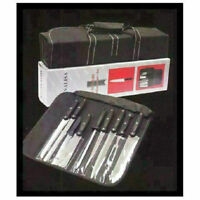 NEW Carl Weill Mona Lisa 9pc Knife Set In Case