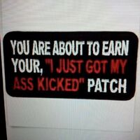 Motorcycle Vest Patches