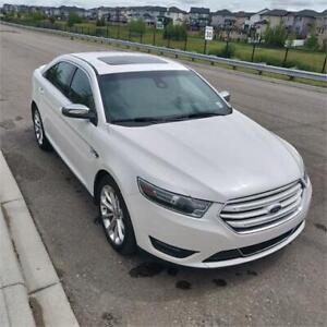 2018 Ford Taurus Limited AWD - CALL/TEXT ALEXANDER @4033540870