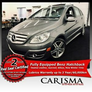 Fully Equippped~ Benz B200T~ 3 Year/60,000km Warranty Avail