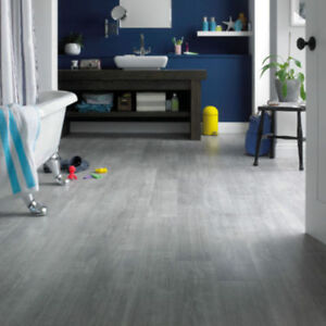 Durable Vinyl Wood Planks at GREAT FLOORS for Only $1.37 sf
