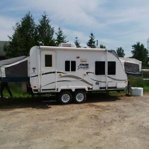 Tmrw Only 2008 19ft Hybrid Trailer, Only $4900,No HST