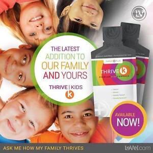 Thrive Kids Nutrition Gel
