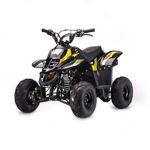 2017 Gio 110cc Kids Quad, Electric Start, Reverse and Remote