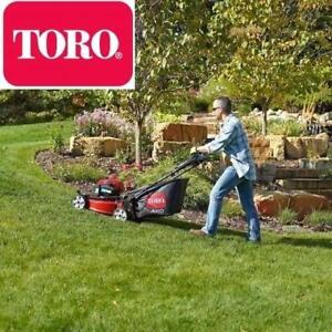 """NEW TORO 22"""" GAS LAWN MOWER 20353 193680360 RECYCLER BRIGGS  STRATTON ALL WHEEL DRIVE PROPELLED"""