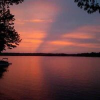 Moira Lake Cottage Rental