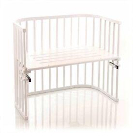 Baby bay bedside crib