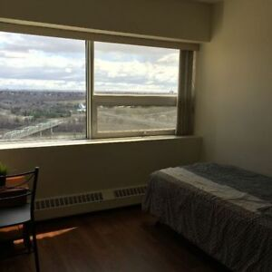 Room available Now! Royal Alex Hospital and Rogers Place