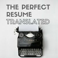 Resume/CV and Cover Letter Translation Specialist