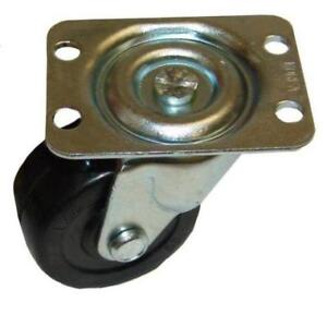 SWIVEL PLATE CASTER - FRYMASTER *RESTAURANT EQUIPMENT PARTS SMALLWARES HOODS AND MORE*
