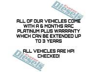 2018 Ford TRANSIT CUSTOM L1H1 2.0 EBL 130PS 300 Limited DUE IN Panel Van Diesel