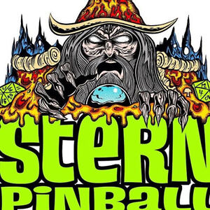 STERN PINBALL AT NITRO! Canada's Pinball Experts!