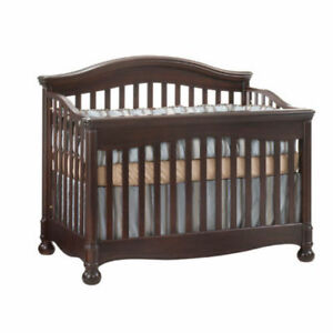 "Natart Avalon ""5-in-1"" Convertible Crib"