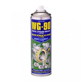 Action can WG-90 white Calcium Grease £2.99 or 2 for £5