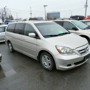 """GOOD CARS ONLY TRADE IN """"BLOWOUT"""" 2006 Honda Odyssey"""