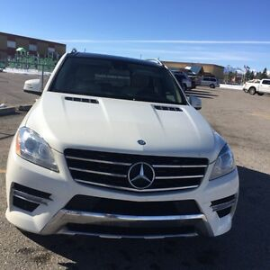 2012  Mercedes-Benz M-Class ML350 BlueTEC 4MATIC