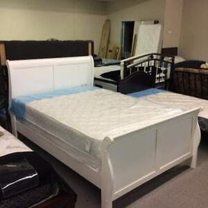 Sarnia Sleep Centre | Traditional Sleigh Bed