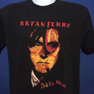 Bryan Ferry Bete Noire and Mamouna Tour T Shirts