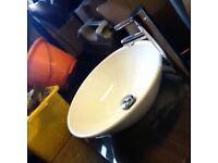 Bathroom bowl sink