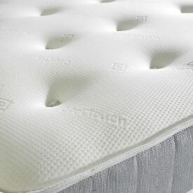 """Sameday Day Of Choice Delivery HALF PRICE SALE Factory Direct MEMORYFOAM Mattress for Double Bed """""""""""
