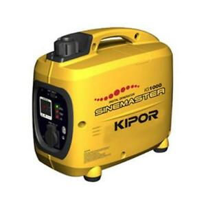 GENERATOR KIPOR IG1000P DIGITAL INVERTER  ON SALE !!!+ FREE GIFT