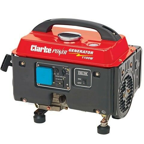 CLARK G1200 GENERATOR 4 STROKE USED TWICE STILL BOXED