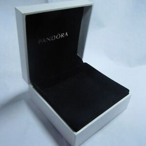 Pandora jewellery boxes and bags