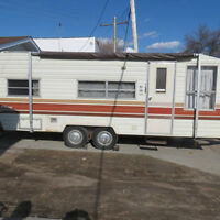 1983 Taurus 24ft camper for sale