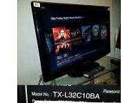 PANASONIC TX-L32C10BA 32 INCH TV