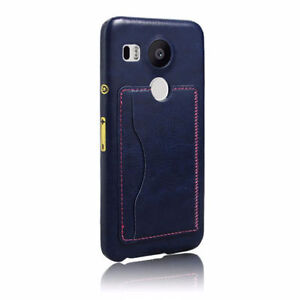 Nexus 5X Vintage Hard Case Leather