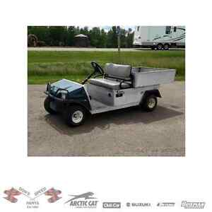 PRE-OWNED 2010 CLUB CAR CARRY ALL @ DON'S SPEED PARTS