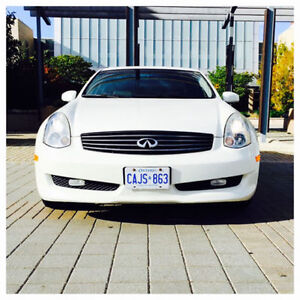 *~ MINT 2007 Infiniti G35 Sport Coupe 6MT Loaded ~*