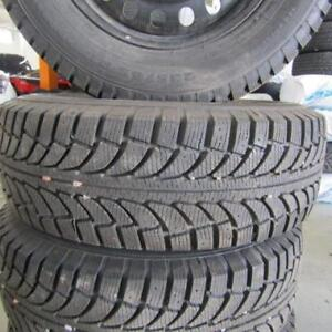 2016 Kia Sorento Winter Tire Package On Rims 235/65/17 13/32nds Tread