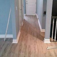 Flooring Installs Starting At 95 Cents A SQFT