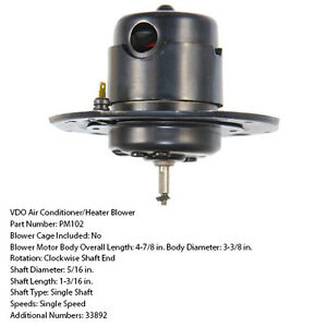 Blower Motors, A/C, Heater Condenser Motor @ Art's Auto Electric