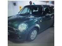 MINI HATCH ONE 1.6 ONE D 3d 90 BHP (green) 2012