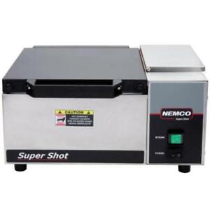 Nemco 6600 Super Shot Countertop Steamer - 120V . *RESTAURANT EQUIPMENT PARTS SMALLWARES HOODS AND MORE*