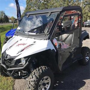 2017 Yamaha Wolverine R Spec EPS DEMO Out the Door Deal!