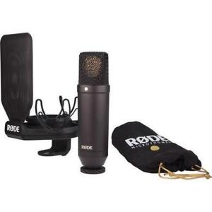 RODE NT1 Kit Cardioid 1 Condenser Microphone