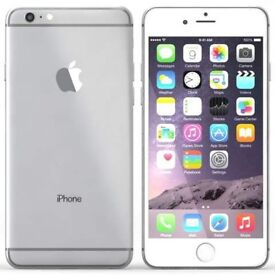Apple iPhone 6 64GB - WHITE / SILVER - FACTORY UNLOCKED - BRAND NEW