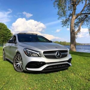 CLA 45 AMG 4Matic $665/month. Over $2000 in incentive