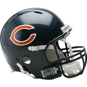 Brand New Authentic Riddell Chicago Bears Helmet Adult Large