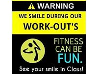 *Fun, Friendly ZUMBA DANCE FITNESS CLASSES FOR ALL AGES & ABILITIES IN BRISTOL**
