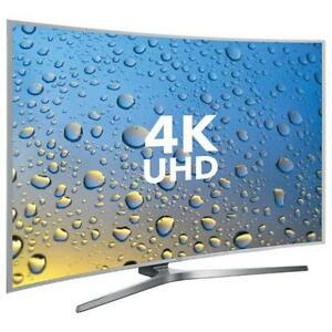"BRAND new Samsung 2017 MODEL 50'' & 49"" 4K & 4K Curved UHD, HDR, WIFI, 120HZ, SMART LED TV"